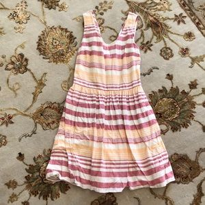 A&F rustic dress